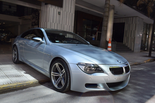 bmw m6 coupe dkg - motum