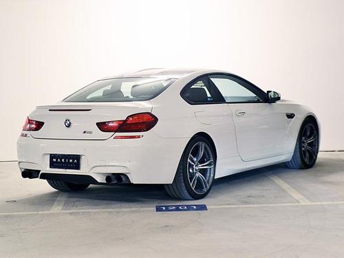 bmw m6  coupe impecable estado 2015