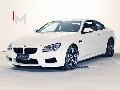 bmw m6  coupe impecable estado 2015