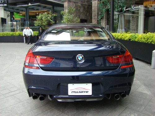 bmw m6 gran coupe competition imperial blue 2014