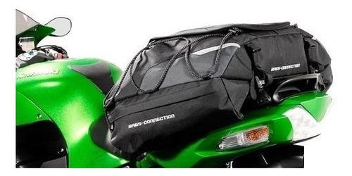 bmw maleta moto 50lt cargo bag funda impermeable cinchos