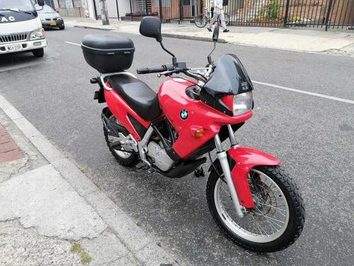 bmw modelo moto