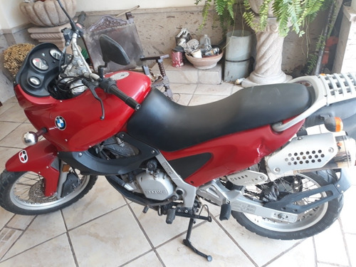 bmw motor 650
