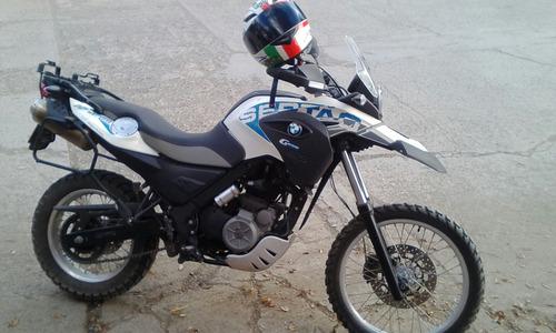 bmw motos 650 g650gs sertao 650
