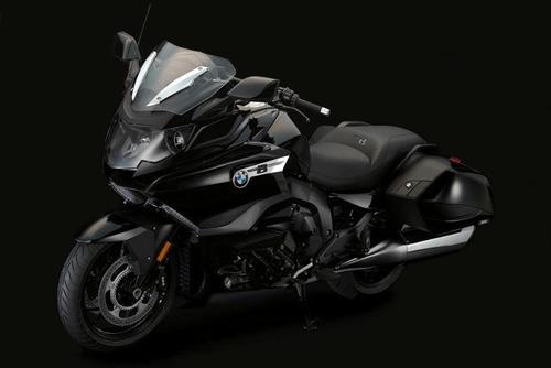 bmw new k 1600 bagger negra cordasco motohaus unica unidad
