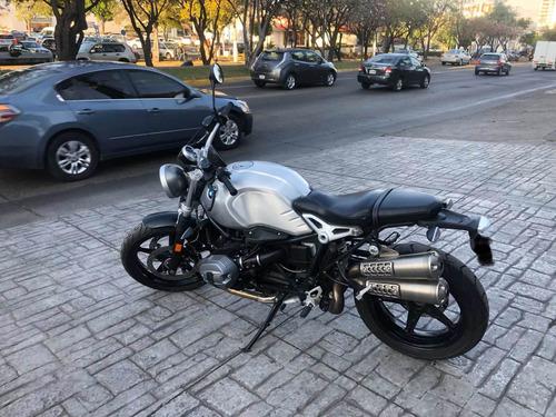 bmw nine t 1200cc 2017 plata