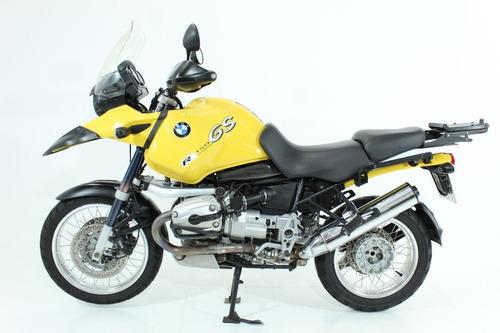 bmw r 1150 gs 2004 amarela