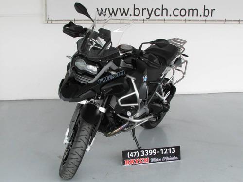 bmw r 1200 1200 gs adventure triple black abs