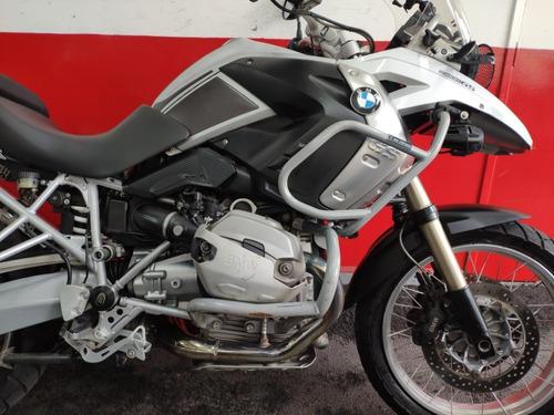 bmw r 1200 gs 1200gs premium abs 2012 prata