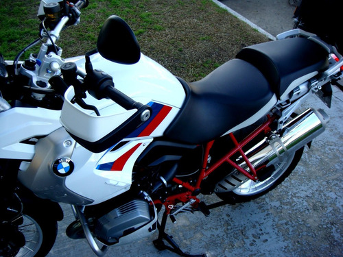 bmw r 1200 gs - 2013 - rally - 50% contado + 12 ch s/int.