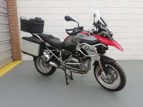 bmw r 1200 gs - 2017 - impecable