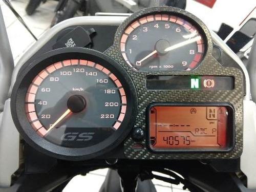 bmw r 1200 gs adv preto 2008 - target race
