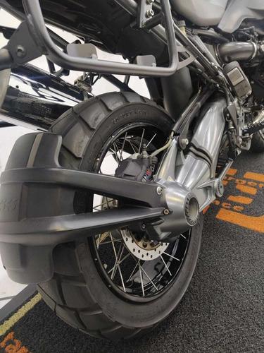 bmw r 1200 gs adv triple black preta 2012 - target race