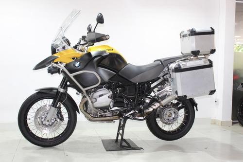 bmw r 1200 gs adventure 2010 amarelo