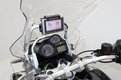 bmw r 1200 gs adventure 2011 cinza