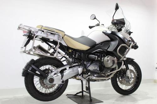 bmw - r 1200 gs adventure - 2012 branca