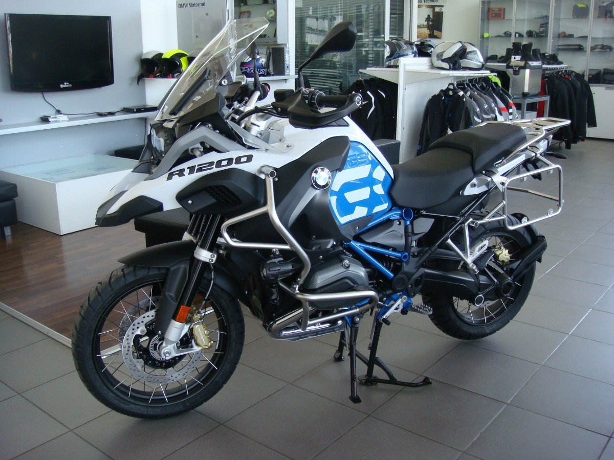 bmw r 1200 gs adventure 2018 full u s en mercado libre. Black Bedroom Furniture Sets. Home Design Ideas
