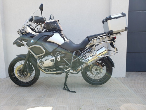 bmw r 1200 gs adventure
