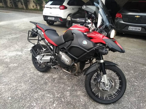 bmw r 1200 gs adventure em estado impecavel nova