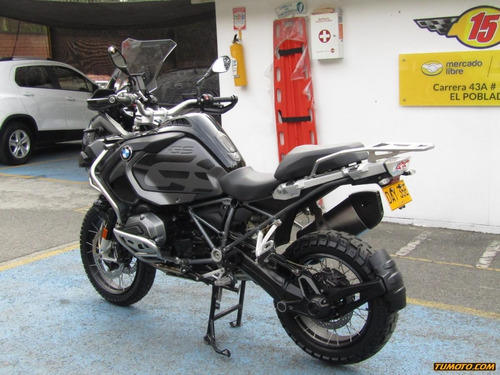 bmw r 1200 gs adventure  k51 triple black - ganga