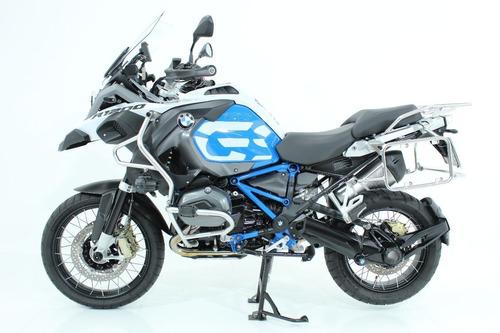bmw r 1200 gs adventure premium rallye 2018 azul