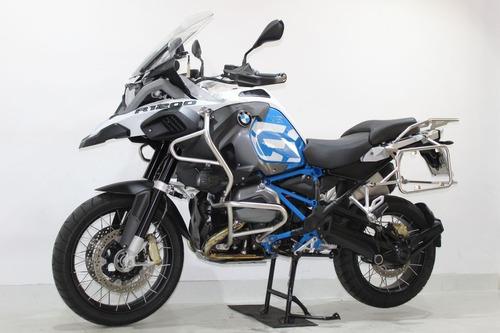 bmw r 1200 gs adventure rallye 2018 branca