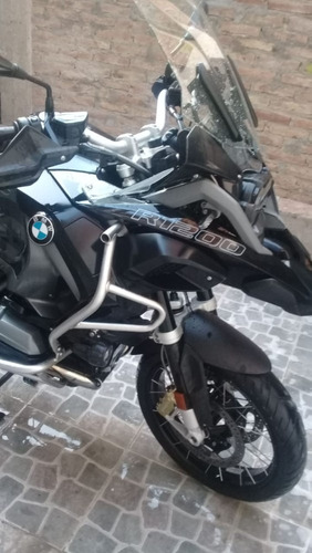 bmw r 1200 gs adventure sport - triple black - tablero tft