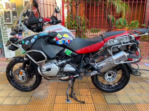 bmw r 1200 gs adventure y mercedes e350 2009 amg package.