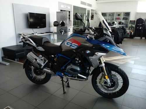 bmw r 1200 gs edición rally - 2017- disponible-crédito