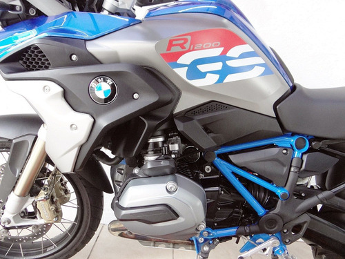 bmw r 1200 gs premium + azul