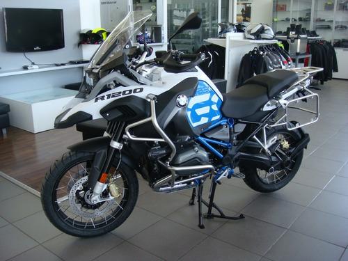 bmw r 1200 gs rally 2018/disponible crédito en pesos.