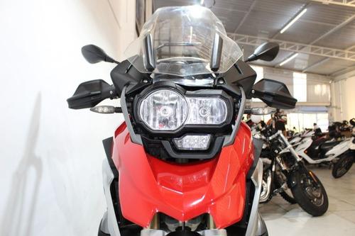 bmw r 1200 gs sport plus 2013 vermelha