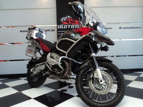 bmw r 1200 gs vermelha 2010