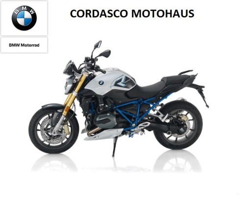 bmw r 1200 r.0km 2018. cordasco motohaus