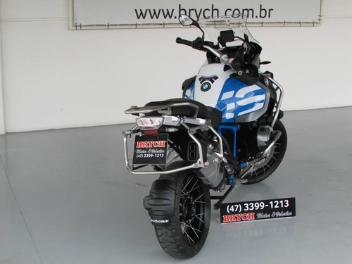 bmw r 1200 r1200 gs adventure rallye abs 2018