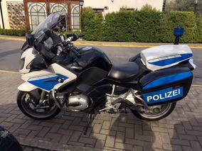 Bmw R 1200 Rt Policial Alemana 2016 Hoffen Motor Haus