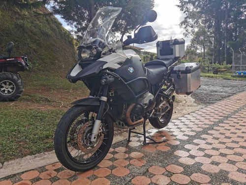 bmw r 1200gs adventure