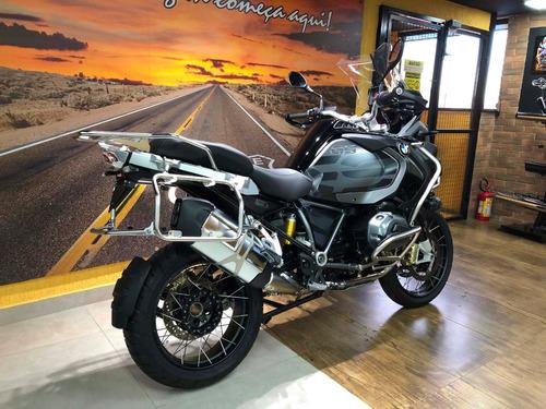 bmw r 1200gs adventure triple black 2019 com 41km