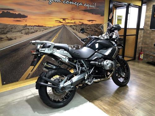 bmw r 1200gs triple black 2011 impecável