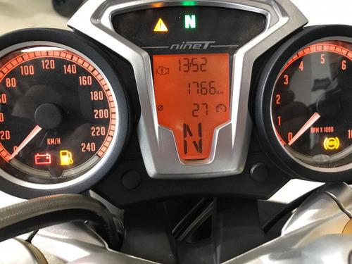bmw r nine t 1200 - único dono