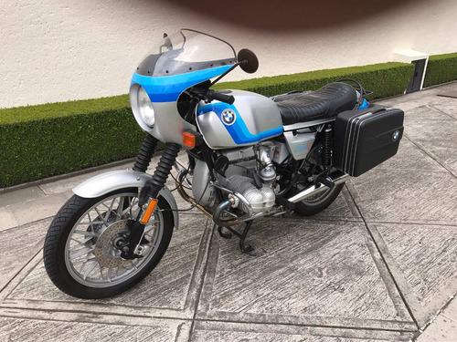 bmw r100 s 1979 motocicleta de coleccion 100% restaurada bmw