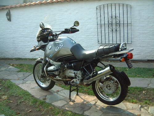 bmw r1150 gs impecable
