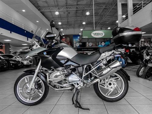 bmw r1200 ano 2007 parcelamos em 12x aceito troca carro/moto
