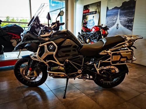 bmw r1200 gs adventure triple black - lista para transferir!