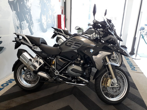 bmw r1200 gs premium exclusive 17/18 c/ 12.000km s/ detalhes