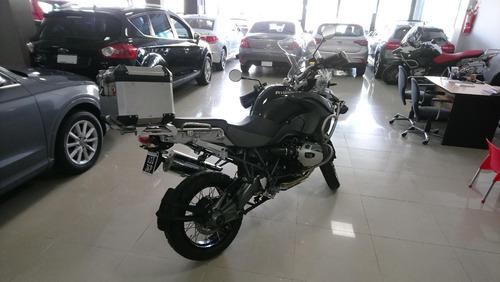 bmw r1200 gs triple black