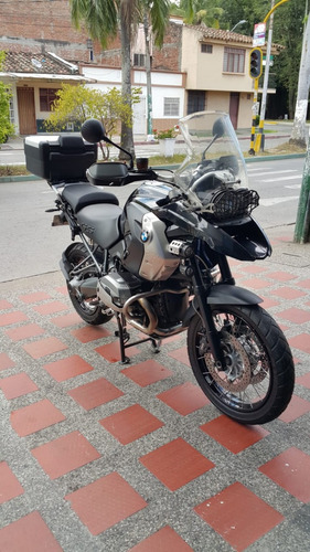 bmw r1200 gs - triple black, equipada y muy cuidada!