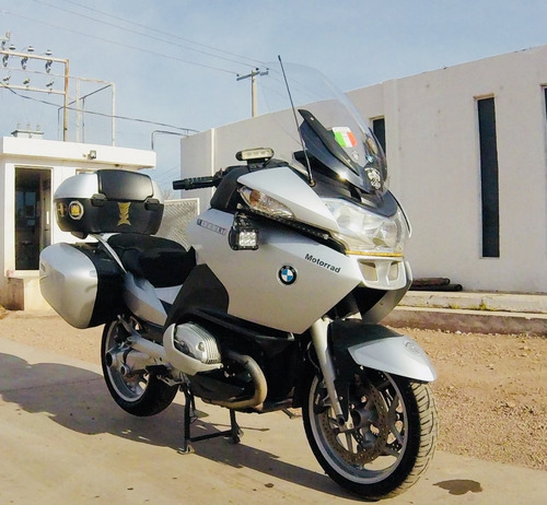 bmw r1200 rt  factura de agencia mexicana
