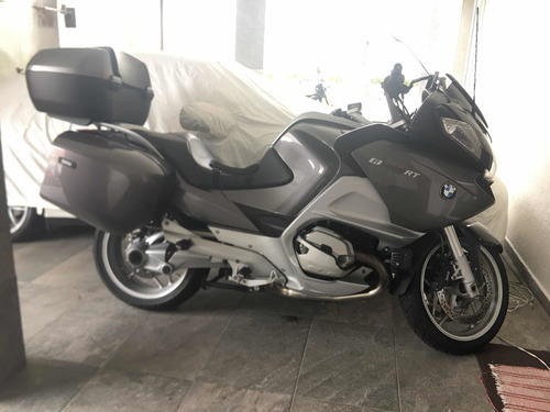 bmw r1200 rt impecable 2014