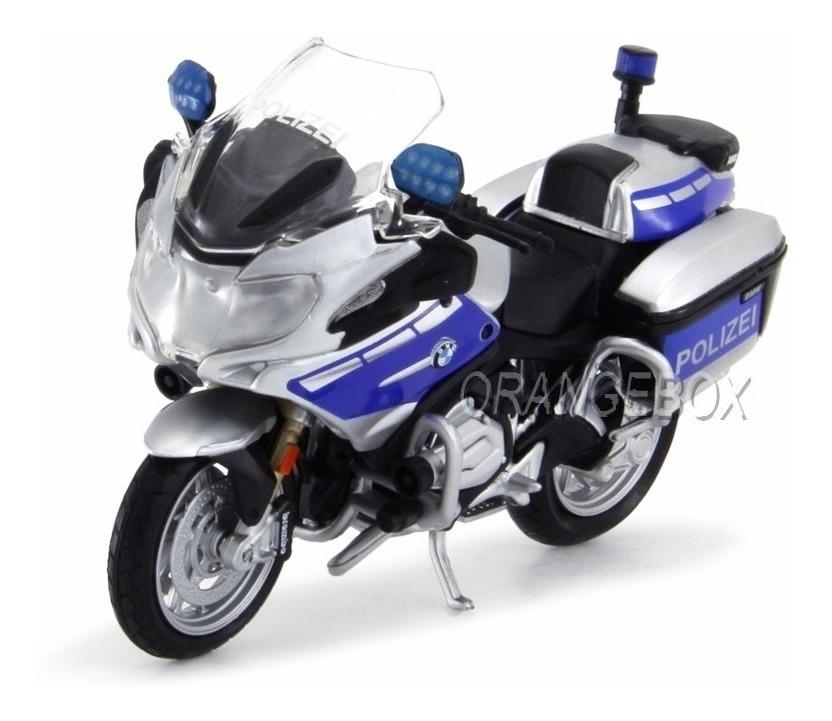 Bmw R1200 Rt Polizei Maisto 1 18 32306 1